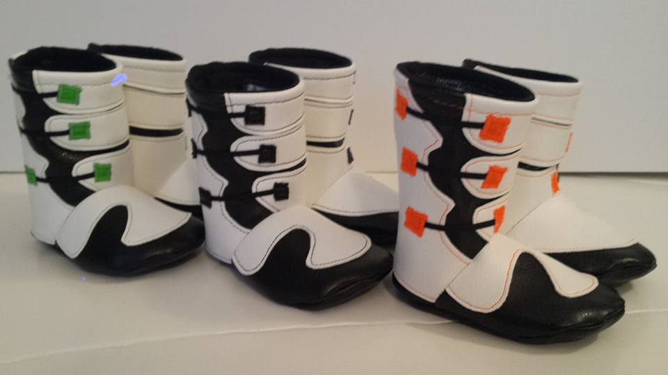 Baby Boots Bellalise Designs